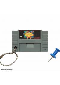 Porte-Clé Mini-Cartouche de SNES - Earthbound