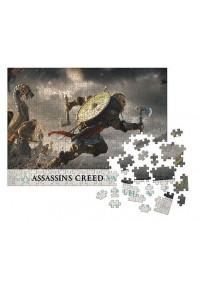 Casse-Tête 1000 Morceaux par Dark Horse - Assassin's Creed Valhalla Fortress Assault